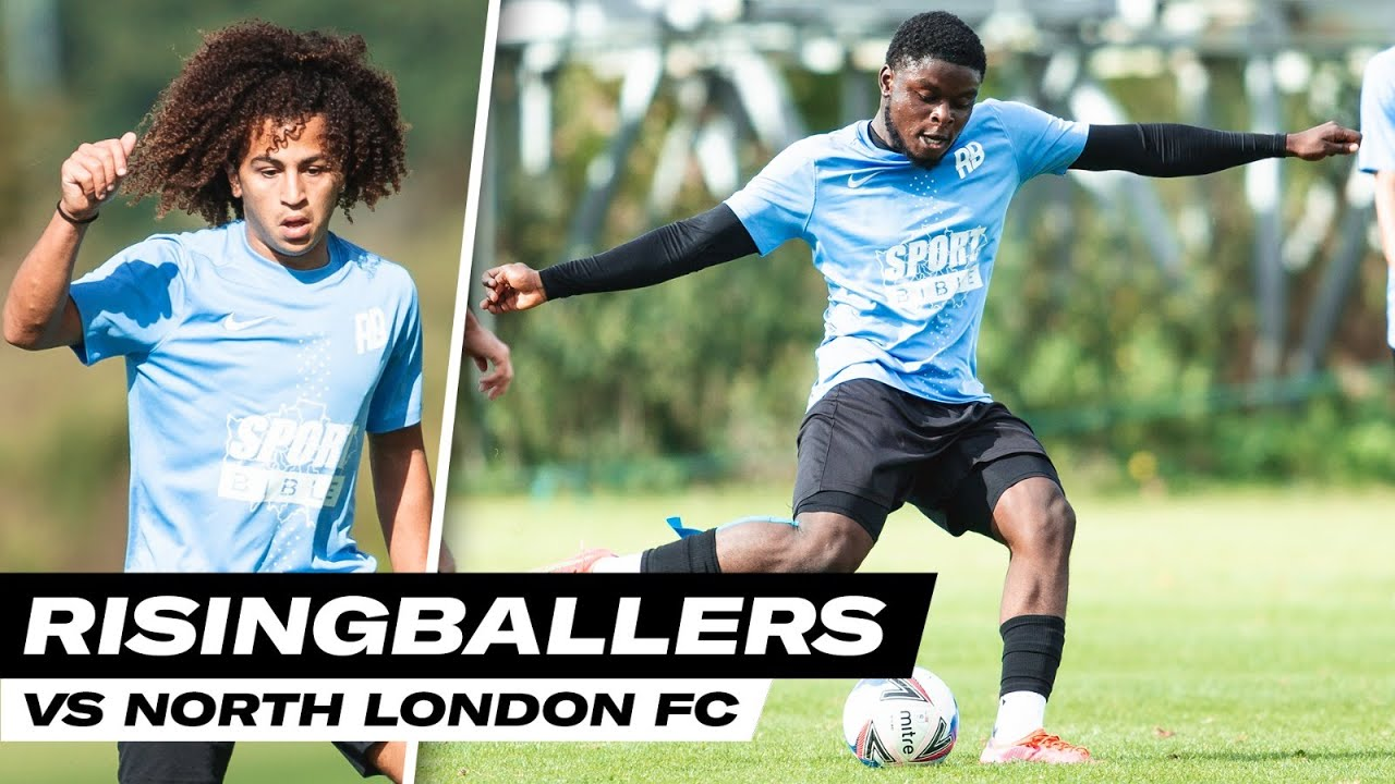 WORST CONDITIONS EVER 🌧   Rising Ballers Vs. North London FC   UNSIGNED EP. 62