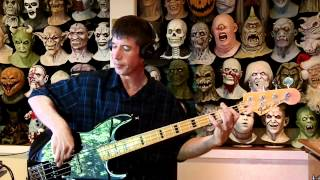 Hit Me With Your Rhythm Stick Bass Cover