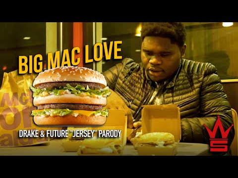 "Fatboy SSE ""Big Mac Love"" (Drake & Future ""Jersey"" Parody)"