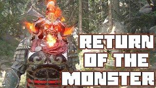 Return of the Monster | Centurion Duels | For Honor
