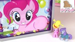 Пони Пинки Пай и Мод Пай Играют с Коллекционными Карточками!!! Май Литл Пони Распаковка Игрушек