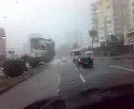 Antalya, the weather  forecast
