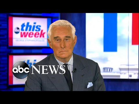 'I expect to be acquitted and vindicated': Roger Stone on Mueller indictment