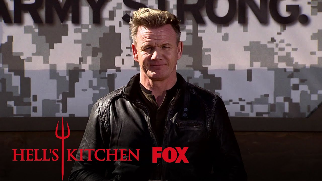 the timer has started season 16 ep 1 hell s kitchen youtube