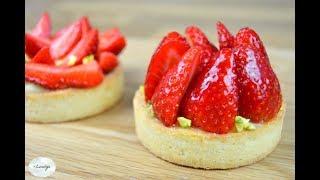 🍓 Tartelettes aux fraises 🍓