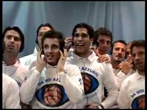 Squadra Azzurra - Azzurro