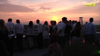 rooftop Party im MS Weitblick