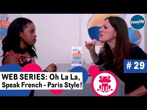 Fun Web series to learn French, Ep29: Job Interview - Oh La La Speak French, Paris Style