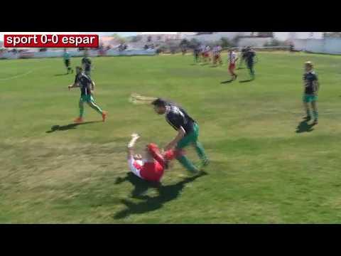 2ª divis. Extremeña Sporting Malpartida  4-1 CD Esparragosa de Lares 24-03-2019