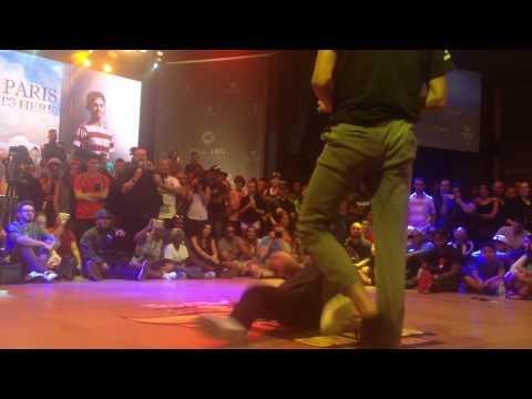 Zeku vs Sted Luv Red Bull BC One Orlando 2014