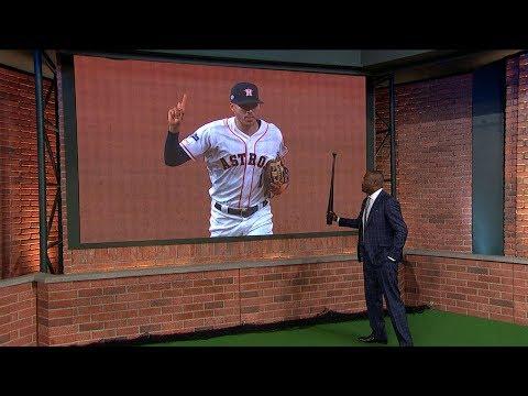 """MLB Tonight: Carlos Correa's """"Jeter"""" Moment"""