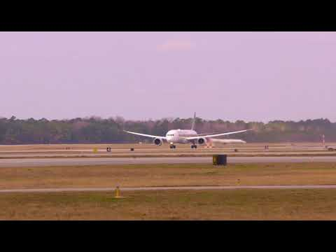 Boeing 787-10 vuelo prueba flight test Singapore Airlines SIA