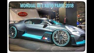 Vlog#20 J'ACHETE UNE VOITURE AU MONDIAL DE L'AUTO!!!