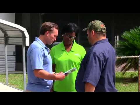 Mayor Curry Visits Evacuation Zones