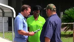 Mayor Curry Visits Evacuation Zones