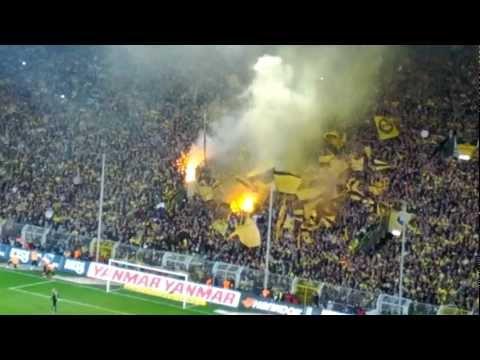 Borussia Dortmund - Borussia Mönchengladbach 2:0, Süd Tribune #1 (21.04.2012)