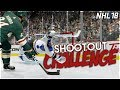 NHL 18 SHOOTOUT CHALLENGE  13  DESPERATE SAVES EDITION