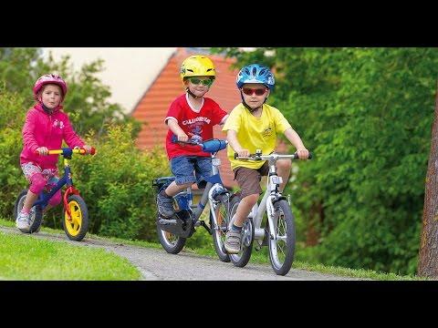 Как выбрать велосипед для ребенка по возрасту? How to choose a bike for a child