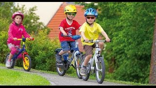 Как выбрать велосипед для ребенка по возрасту? How to choose a bike for a child(Как выбрать велосипед для ребенка по возрасту? How to choose a bike for a child. Видео взято по лицензии Creative Commons. От 3х..., 2016-05-02T08:31:34.000Z)