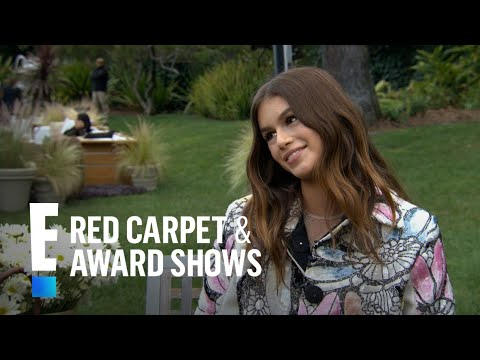 Cindy Crawford's Sage Advice to Daughter Kaia Gerber  E! Live from the Red Carpet