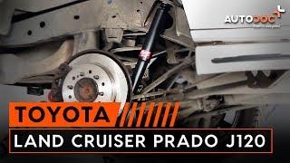 Réparation TOYOTA LAND CRUISER par soi-même - voiture guide vidéo