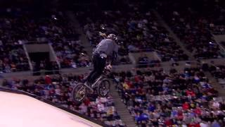 20 Years, 20 Firsts: Zack Warden's Backflip Bikeflip to Late Tailwhip - ESPN X Games