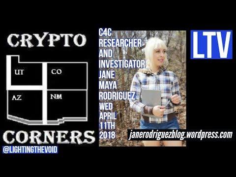 Crypto 4 Corners Jane Maya Rodriguez