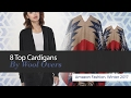 8 Top Cardigans By Wool Overs Amazon Fashion, Winter 2017