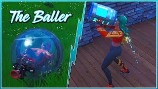 "*NEW* Vehicle ""The Baller"" + Healing Animations! - Fortnite Patch Summary"