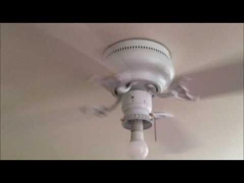 Hampton Bay Littleton Ceiling Fan With Music