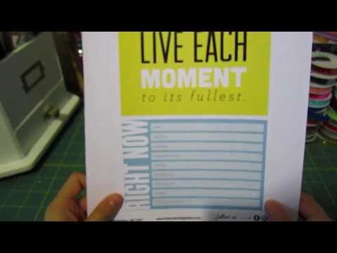 Free Journaling Cards + Staples Copy & Print