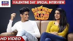 Priya Prakash Reveals Her Crush on Hero Roshan Abdul   Priya Prakash Varrier and Roshan FUNNY Speech