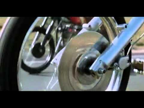 Starsky & Hutch as Easy Rider
