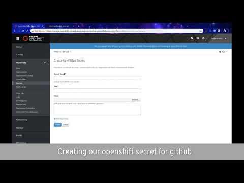 OpenShift 4 OAuth Identity Providers