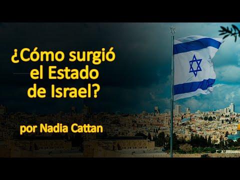 ¿Cómo Surgió El Estado De Israel? Por Nadia Cattan