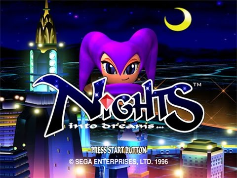 Sega Saturn Longplay [001] NiGHTS into Dreams