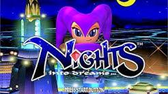 Sega Saturn Longplay [001] NiGHTS into Dreams