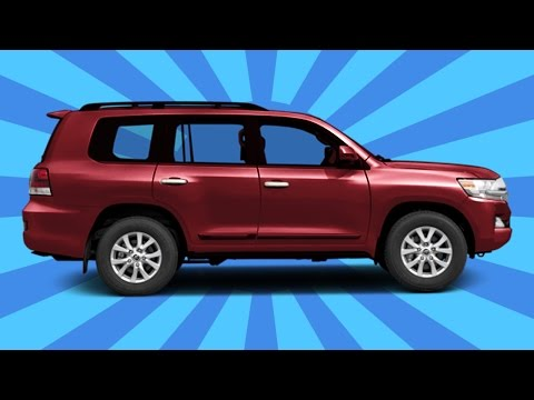 2016 Toyota Land Cruiser Review - The Best...
