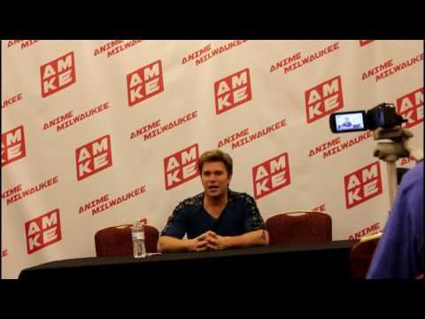 VIC MIGNOGNA interview at Amke 2017