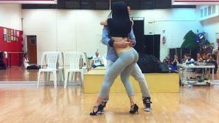 VersuS dancing Evo-Kizomba (First Urban-Kiz Dance Ever) 2013   Stony feat. VersuS - Minha TarraXa