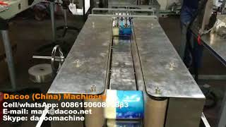 Facial Tissue Packing Machine ( pushing + sealing )