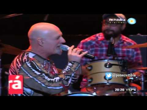 Tito de La Liga con Gustavo Cordera - Recital en vivo