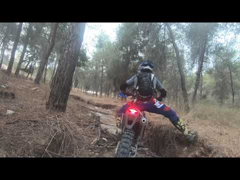 miki nahum first ride on tm racing new cc300 2s es fi 2019