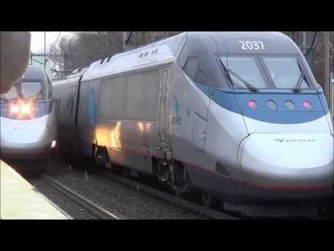 A Day @ Amtrak