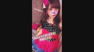 201711 AKB48 田北香世子 インスタストーリーまとめ @kayoko_takita.