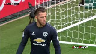 Manchester united vs Liverpool 0 0   Highlights 14 10 2017