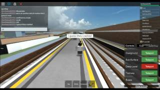 ROBLOX GAMEPLAY - Mind the gap transport simulator!