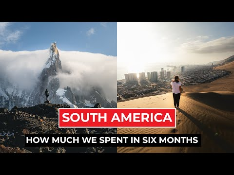Backpacking South America under $1000/month (or less!)
