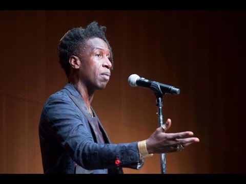 2016 Black Matters Conference: Saul Williams Evening Keynote Address