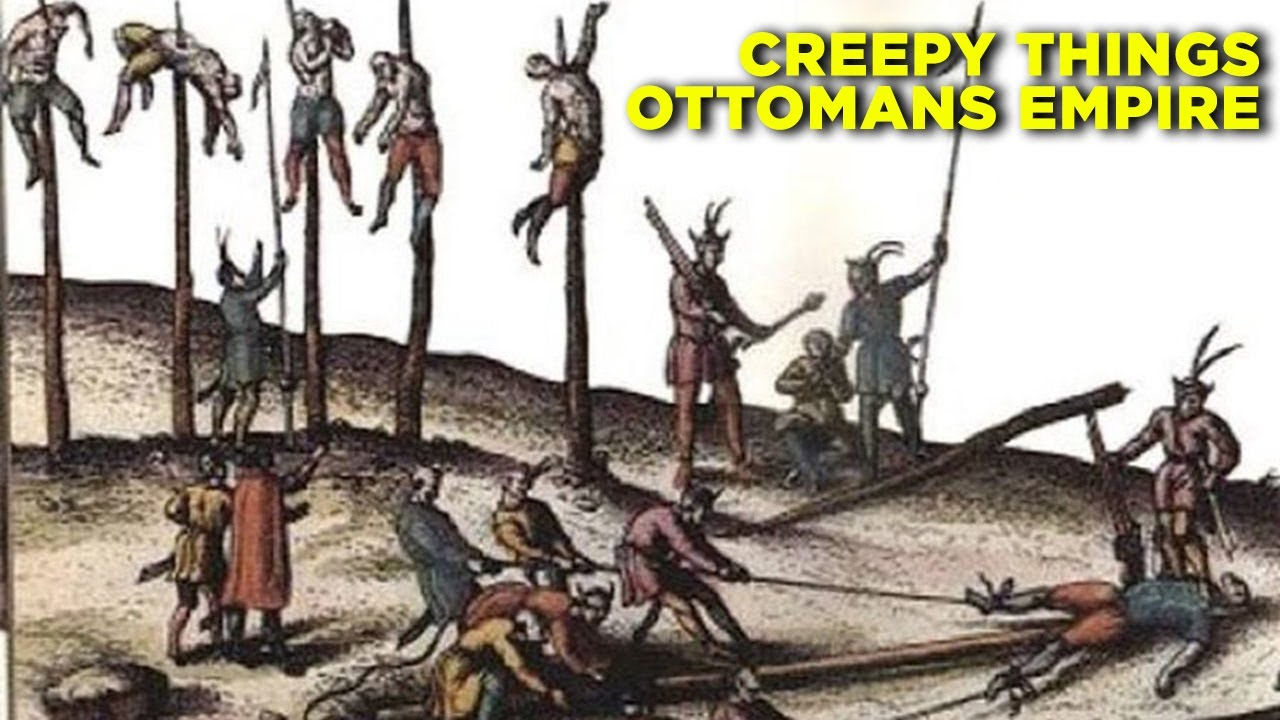 """CREEPY Things That Were """"Normal"""" in Ottoman Empire"""
